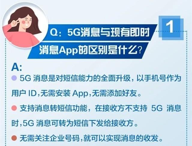 5G消息或年底商用:一文读懂它和短信微信有什么区别