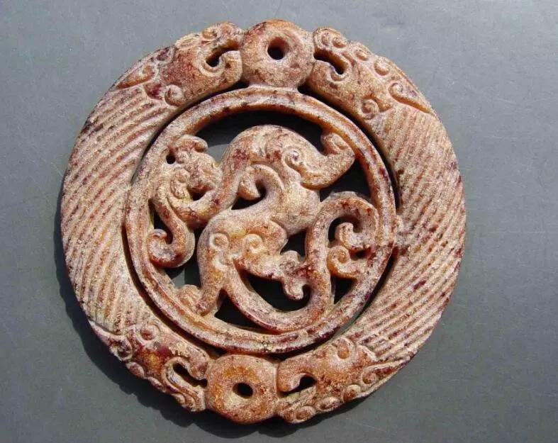 古代的玉璧、玉瑗、玉环、玉玦都是什么,它们有何区别