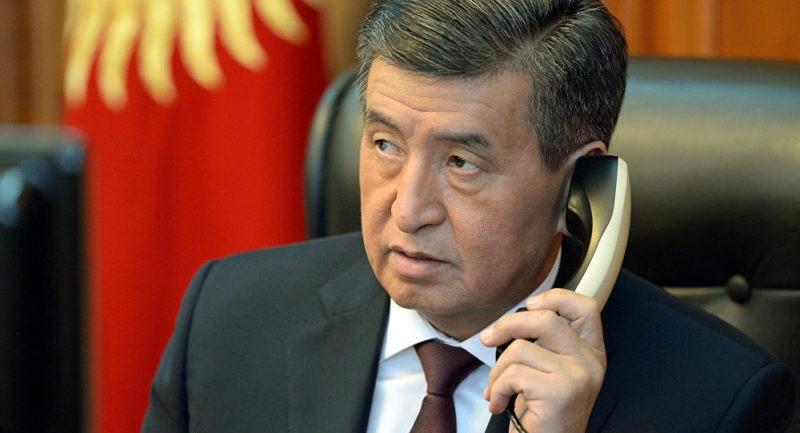 【秀qq文笔文学】_吉尔吉斯斯坦总统新闻局:总统仍在首都
