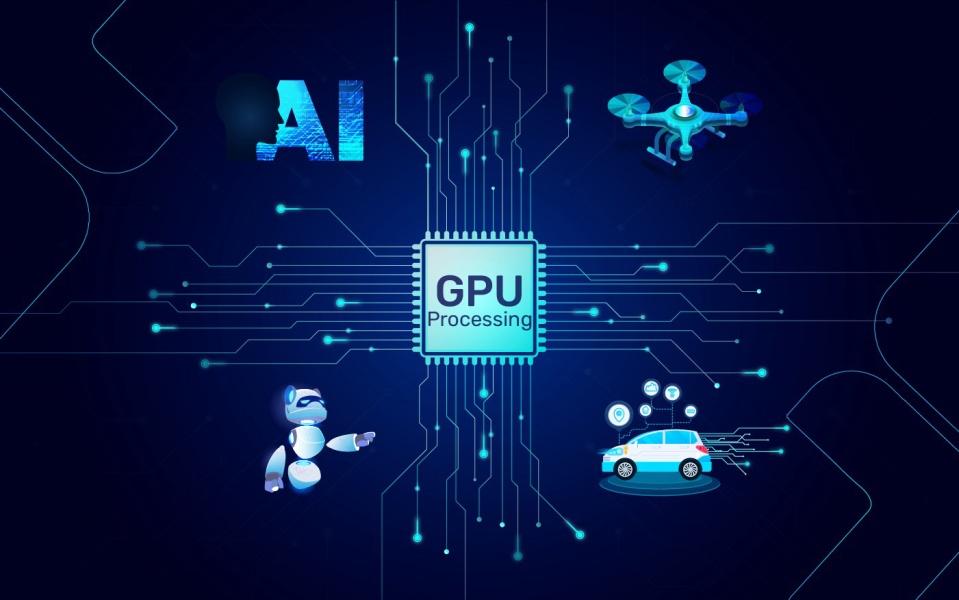 """你分得清GPU和CPU吗?GPU为何是人工智能产业""""利器""""?"""