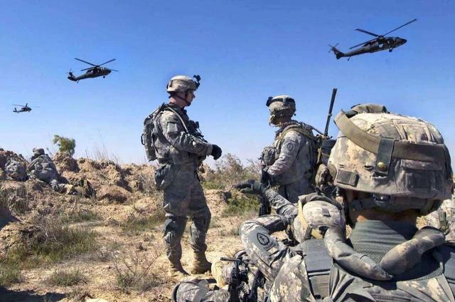 美军在叙利亚作战究竟有何目的?此人终于说了实话