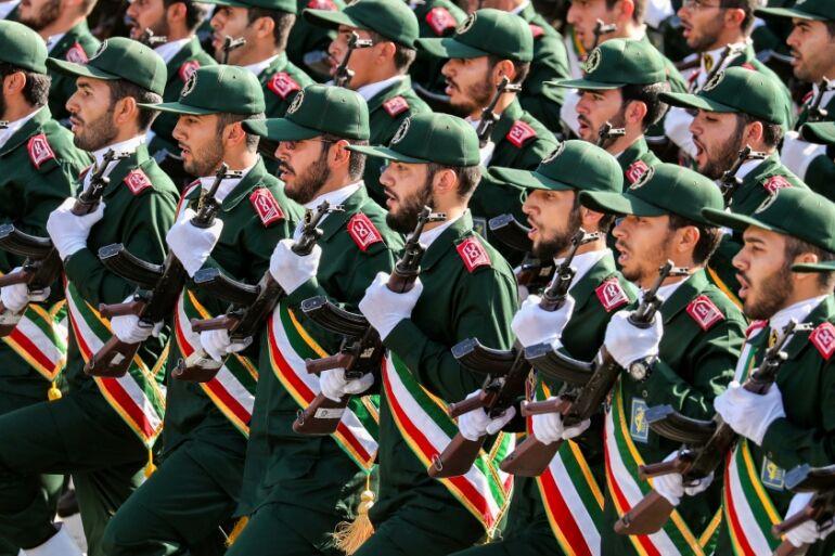 """【huobiwang】_美国制裁伊朗五个组织 指责其""""干预美国大选"""""""