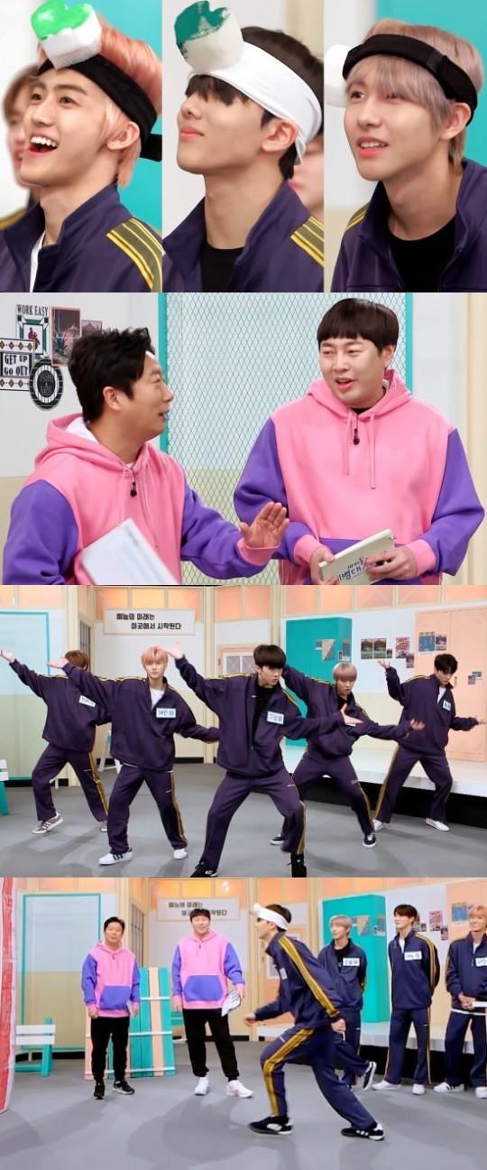 NCT DREAM《艺兵队》展现刀群舞→艺能感爆发…期待UP