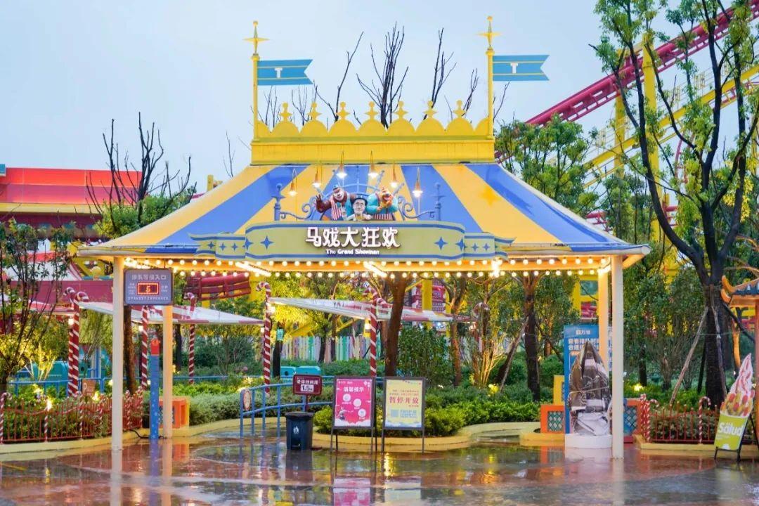 荆州方特游玩攻略 玩转整个夏天的那种