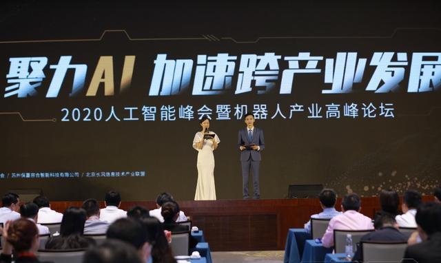 2020人工智能峰会暨机器人产业高峰论坛圆满落幕,产业扬帆新范式