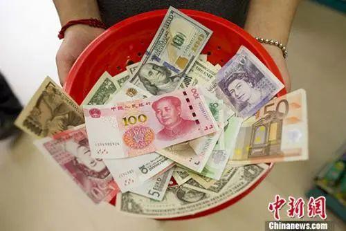 还在猛涨!人民币大幅升值,对我们有啥影响?(图4)