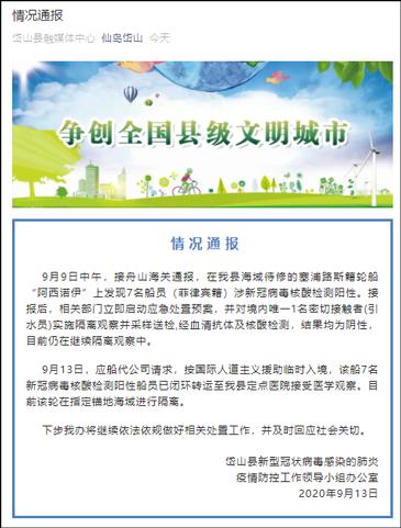 【什么是网络营销】_浙江岱山一外籍轮船7人核酸阳性,已闭环转运隔离