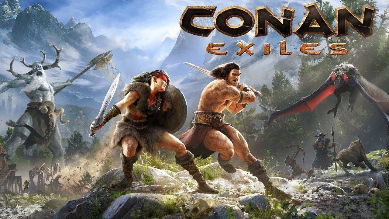 Conan Exiles/官网