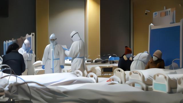 专访武昌方舱医疗队长:出院病人会越来越多