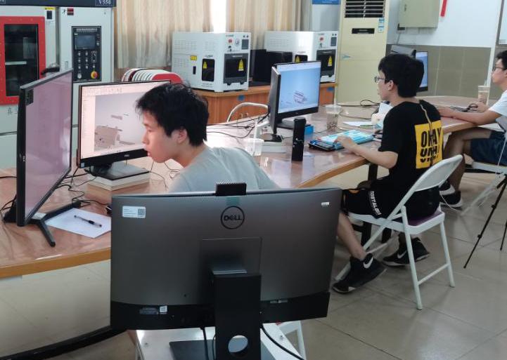 喜报 || 恭喜广州市轻工技师学院人工智能产业系CAD竞赛队