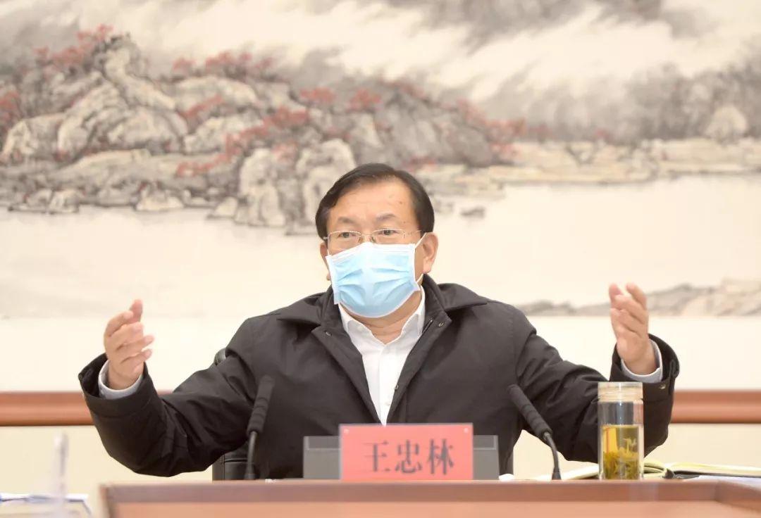 武汉市委书记王忠林的7天