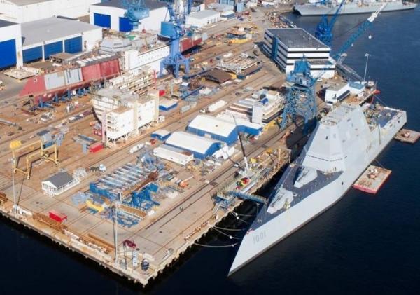 """点错科技树酿恶果!美海军""""姆沃尔特""""号服役4年才获实战能力"""