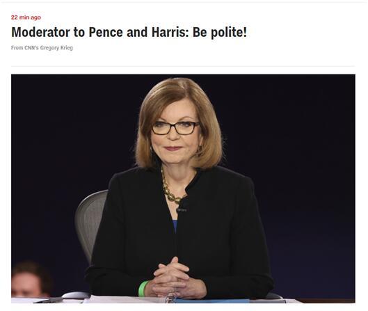 【长尾关键词】_美大选总统辩论大混乱后 副总统辩论主持人提醒:礼貌些!