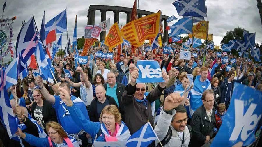 【长尾词】_苏格兰都这样了 英国还有空插手香港