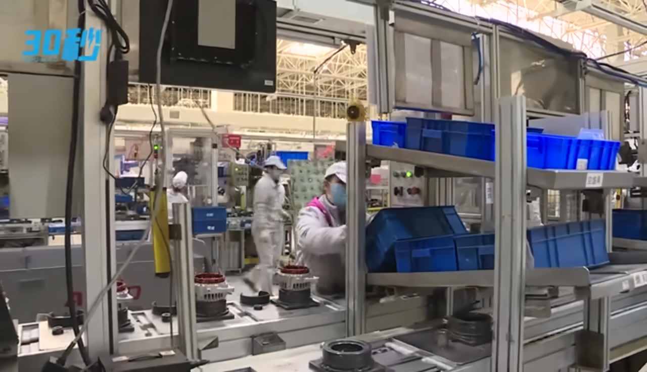 30秒丨成都龙泉驿区为895家企业发放1.03亿稳岗补贴资金