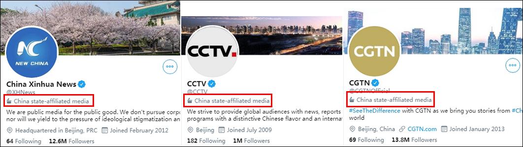"""【常州草莓视频色版】_推特只针对中俄媒体账号贴""""官媒""""标签,网民戳破""""双标"""""""
