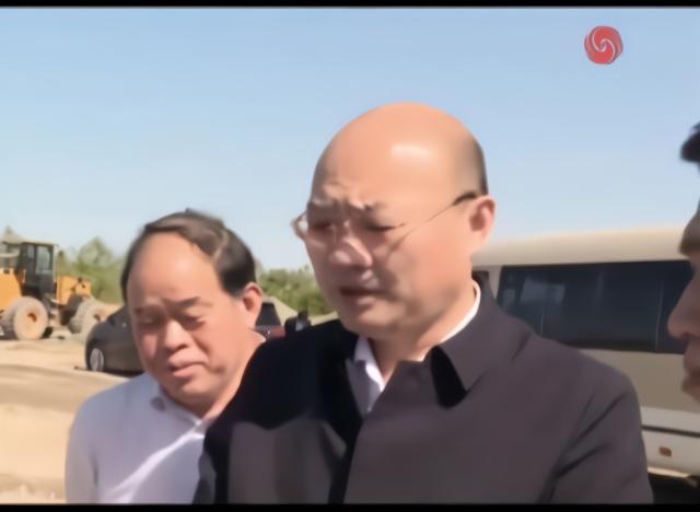 市委常委副市长王晓军来东营区调研庐山路南延工程进展情况
