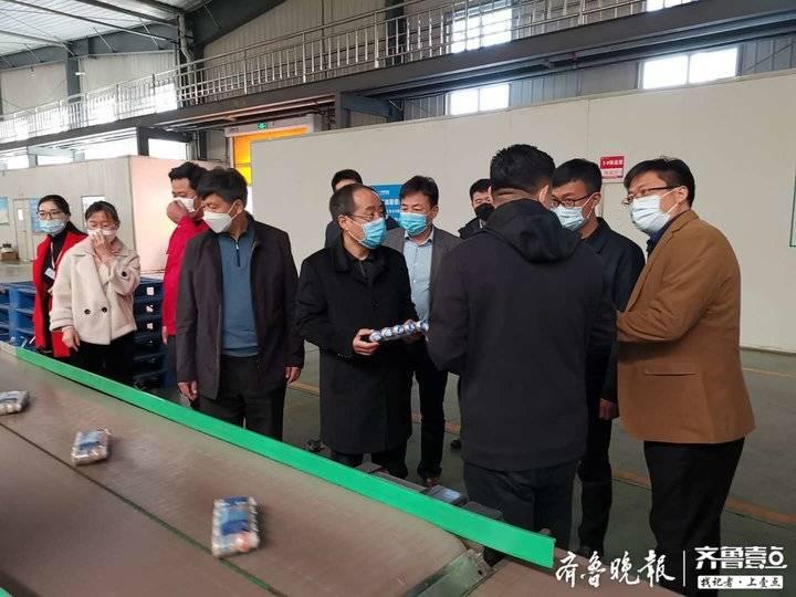 利津工业企业复工率居全市第一。 利津县