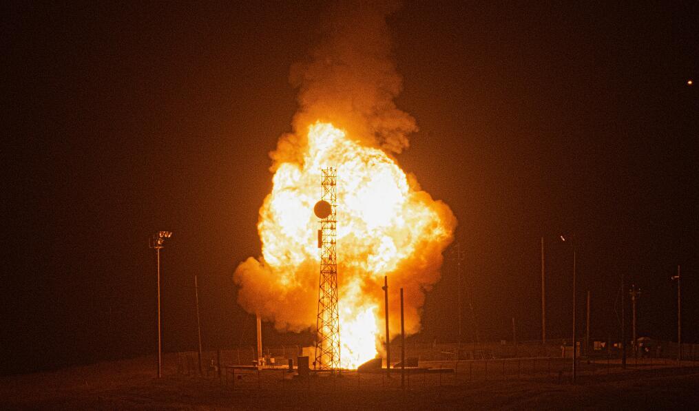 【bitfinex】_核武部署重大调整!美军试射民兵3洲际导弹两个做法不寻常