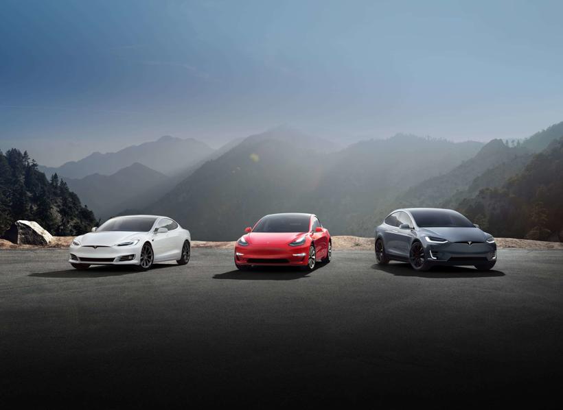 销量,特斯拉,全球电动车销量,特斯拉全球销量
