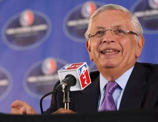 最出色的总裁斯特恩去世,NBA在中国要看肖华的本事和造化了