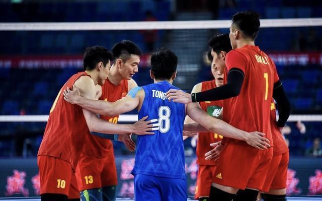 中国台北队不服中国男排!炮轰赛事搞乌龙,大屏幕没显示鹰眼挑战