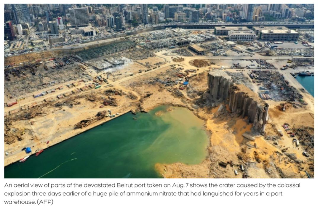 【发帖子赚钱】_黎巴嫩爆炸一周后政府集体辞职,当地情况怎么样了?