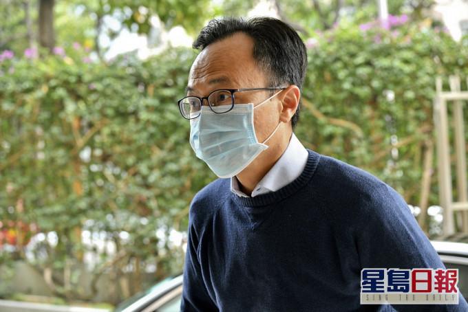 香港公务员事务局局长:会根据管理命令要求拒签声明和宣誓公务员离职