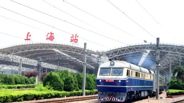 上海南通直达列车开出,全线开通在即