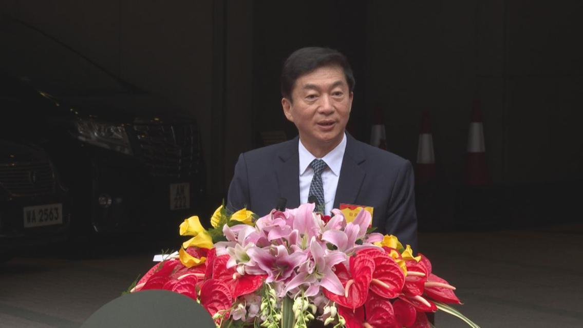 骆惠宁:全国人大常委会通过决定 划清了底线