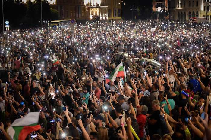【每日】_保加利亚社会抗议浪潮:希土争端的历史与现实
