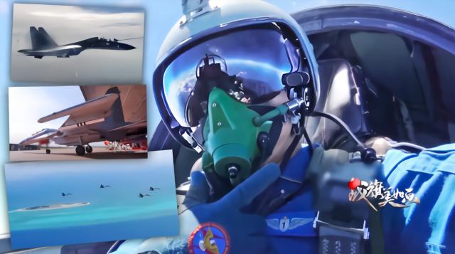 【eos币】_美媒看解放军在南海长距离飞行视频:展示执行任务能力