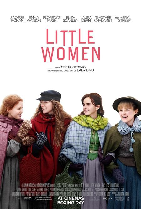 《小妇人》电影海报