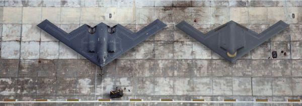 还没问世就想好放哪了 美媒称美B-21轰炸机将部署亚太