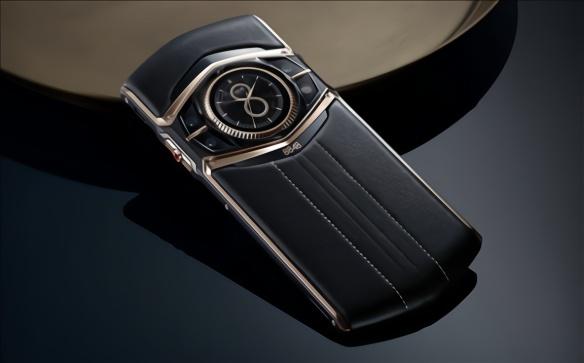 8848首款5G手机发售 奢华定价定制版售价近3万