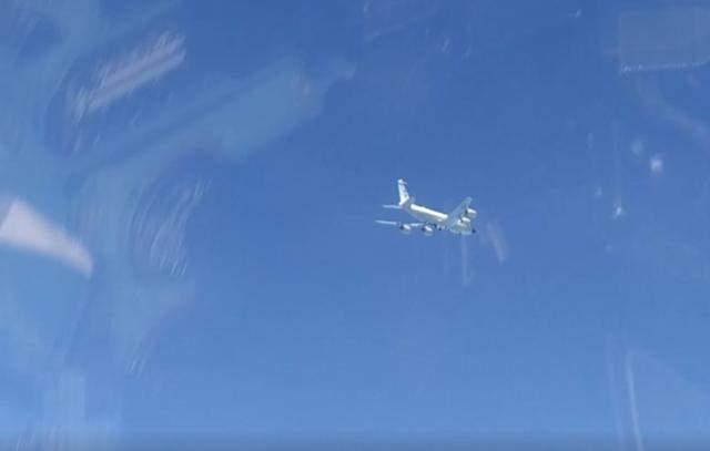 【赛雷猴】_两周内第7次!俄罗斯苏-27升空拦截美军侦察机和反潜巡逻机