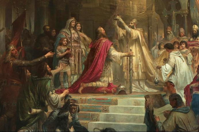 查理大帝加冕礼