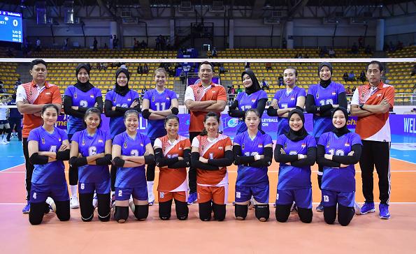 女排奥运资格赛来袭!韩国队3-0印尼迎开门红,金软景放豪言