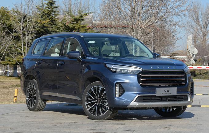 星途VX 2.0T车型本月陆续到店 预计售价19-22万元-图1