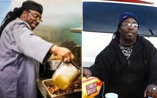 美国警方公布视频:被射杀黑人烧烤摊主曾向警察开枪