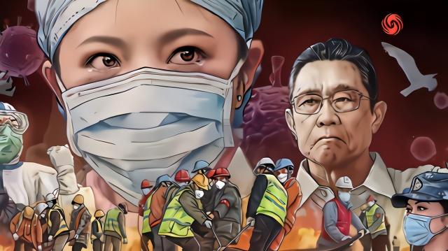 泪目!视频版中国抗疫图卷,你看见自己了吗