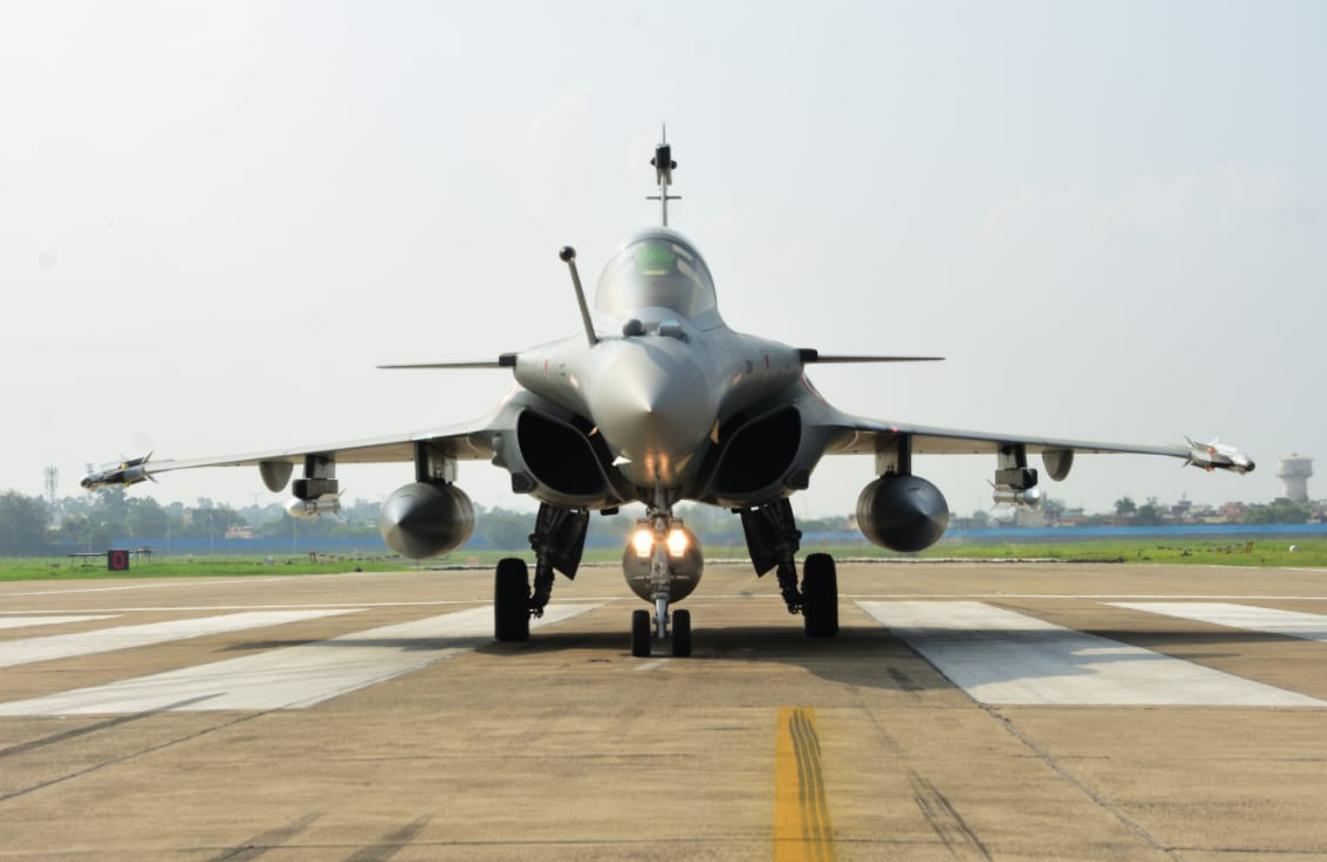 【千牛帮】_印度5架阵风战斗机正式入列,印媒又嗨了