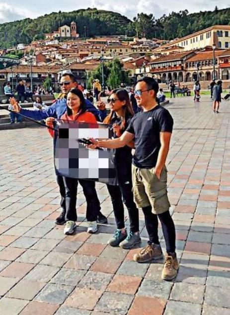 """乱港分子秘鲁宣传""""港独""""因疫情滞留,向中使馆求助"""