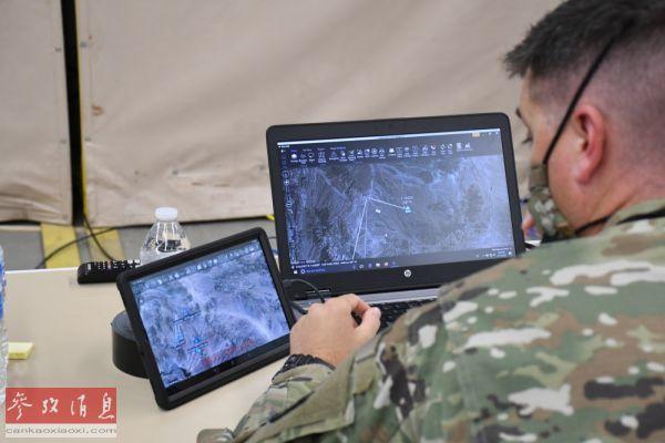 美媒:美陆军加紧人工智能战场测试 利用AI快速目标瞄准