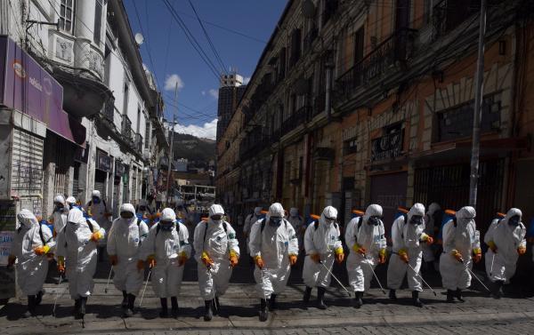 全球确诊超200万例:新冠大流行后的世界危机何时结束?