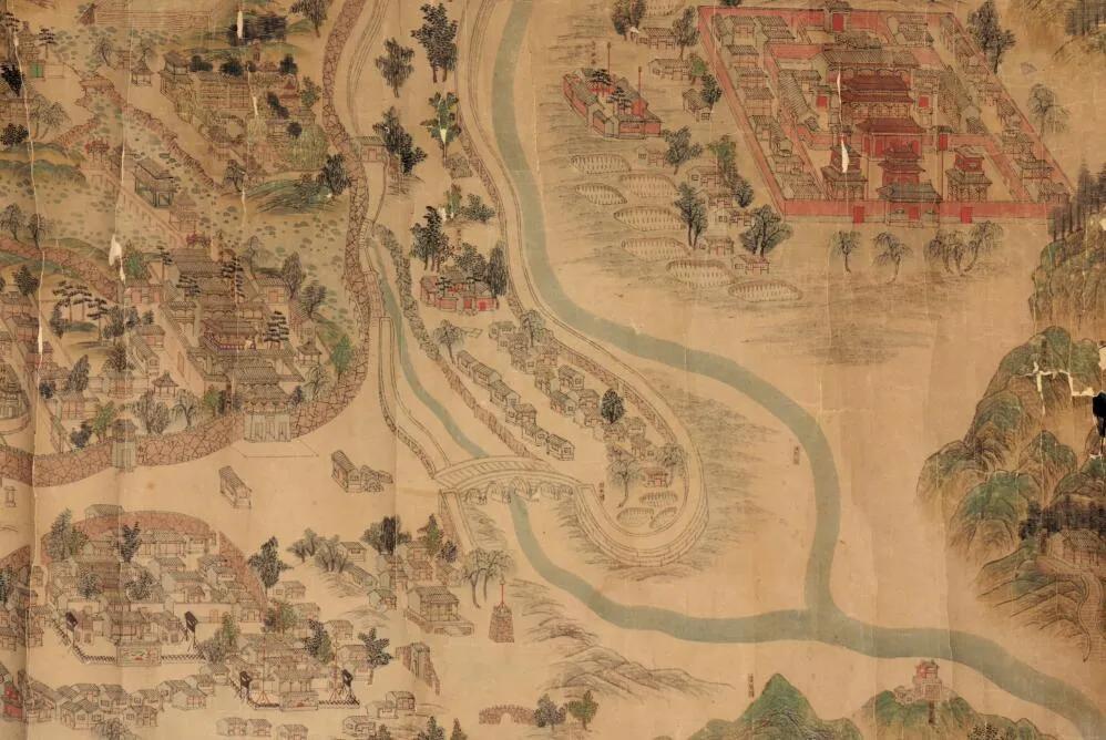 康熙皇帝为什么要建造避暑山庄,它有什么作用(图3)