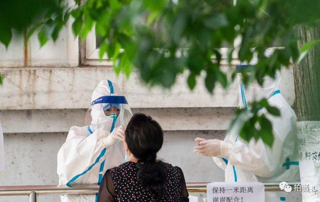 【旺道亚洲天堂】_多图直击北京核酸检测实验室,日均40万的样本到底怎么检测?