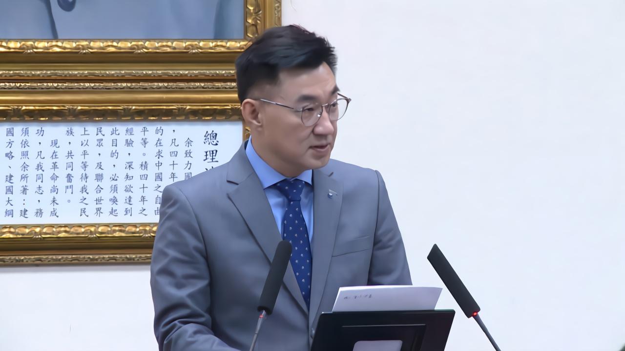中国国民党首波新人事安排出炉,未设副主席,背后有何玄机?