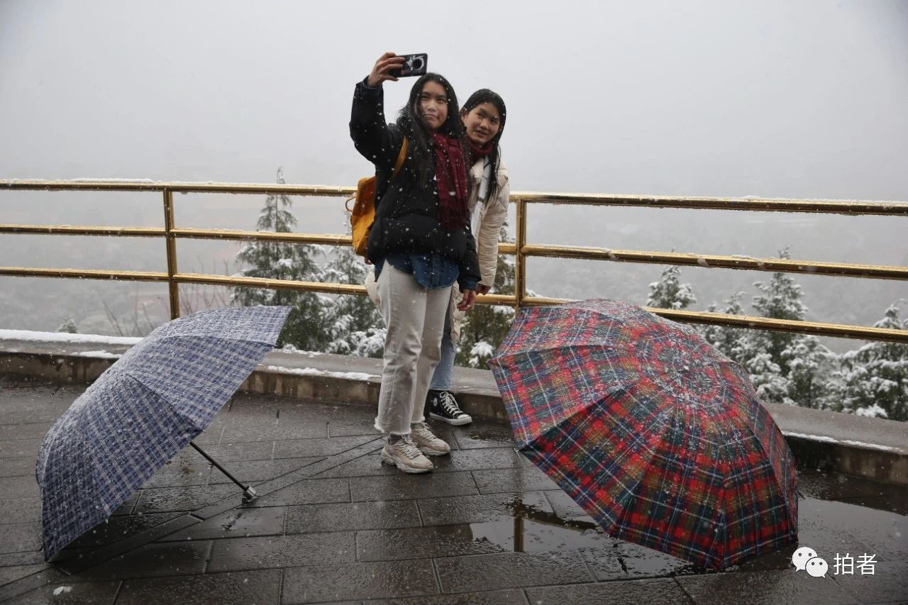 北京初雪最全图集来了!一文看遍城里城外 最新热点 第18张