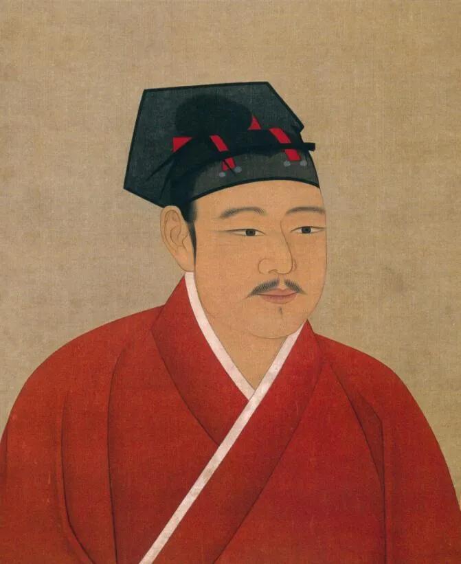 上图_ 赵佶(1082—1135),即宋徽宗